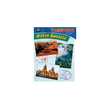 Milliken Publishing Passport Series: North America Social Studies Workbook, Grade 5 - Grade 9 [eBook]