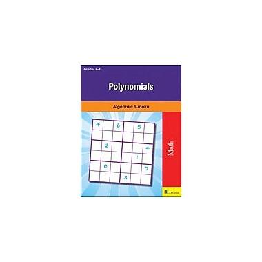Milliken Publishing Polynomials Math Workbook, Grade 6 - Grade 8 [eBook]