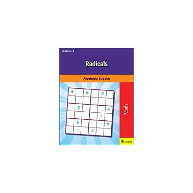 Milliken Publishing Radicals Math Workbook, Grade 6 - Grade 8 [eBook]