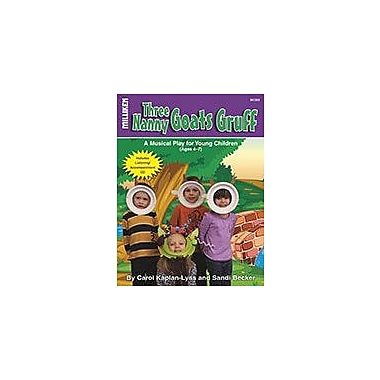 Milliken Publishing Three Nanny Goats Gruff Art & Music Workbook, Preschool - Grade 2 [Enhanced eBook]