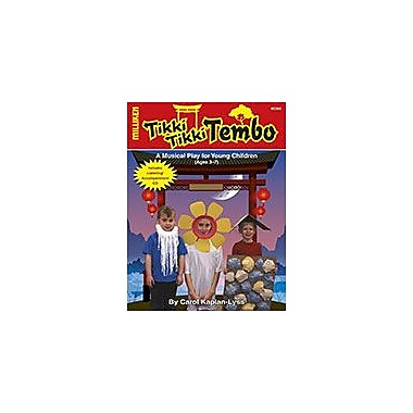 Milliken Publishing Tikki Tikki Tembo Art & Music Workbook, Preschool - Grade 2 [eBook]
