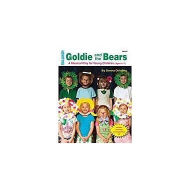 Milliken Publishing Goldie and the Bears Art & Music Workbook, Preschool - Grade 2 [eBook]