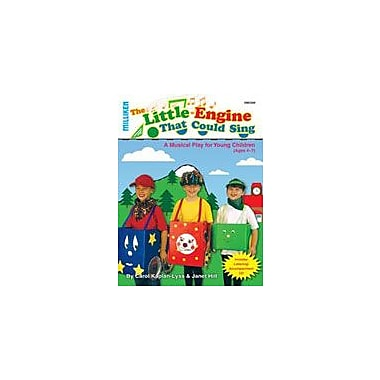 Milliken Publishing Little Engine That Could Sing Art & Music Workbook, Preschool - Grade 2 [Enhanced eBook]