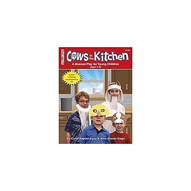 Milliken Publishing Cows In the Kitchen Art & Music Workbook, Kindergarten - Grade 3 [eBook]