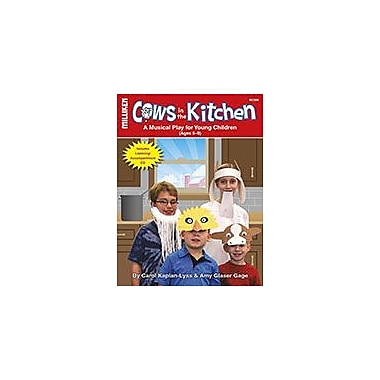 Milliken Publishing Cows In the Kitchen (Enhandce) Art & Music Workbook, Kindergarten - Grade 3 [eBook]