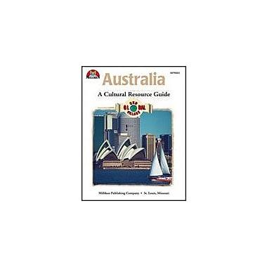 Milliken Publishing Our Global Village, Australia Geography Workbook, Grade 3 - Grade 8 [Enhanced eBook]