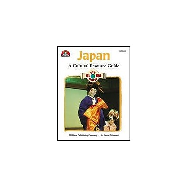 Milliken Publishing Our Global Village, Japan Geography Workbook, Grade 3 - Grade 8 [Enhanced eBook]
