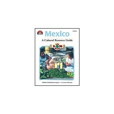 Milliken Publishing Our Global Village, Mexico Social Studies Workbook, Grade 3 - Grade 8 [eBook]