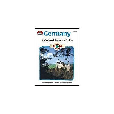 Milliken Publishing Our Global Village, Germany Geography Workbook, Grade 3 - Grade 8 [Enhanced eBook]