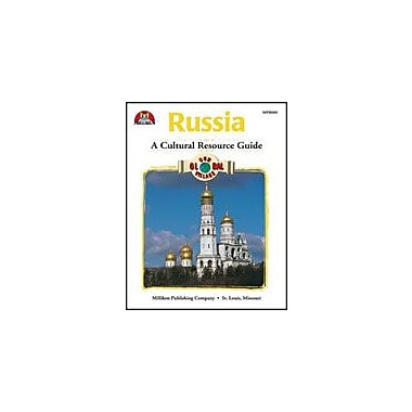 Milliken Publishing Our Global Village, Russia Geography Workbook, Grade 3 - Grade 8 [Enhanced eBook]