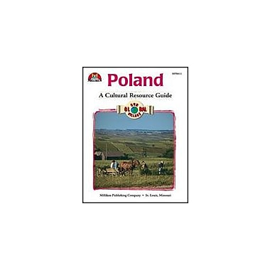 Milliken Publishing Our Global Village, Poland Geography Workbook, Grade 3 - Grade 8 [Enhanced eBook]