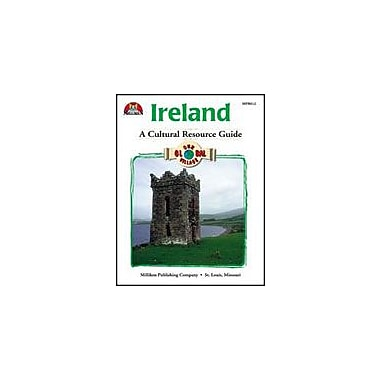 Milliken Publishing Our Global Village, Ireland Geography Workbook, Grade 3 - Grade 8 [Enhanced eBook]