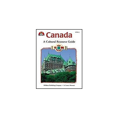 Milliken Publishing Our Global Village, Canada Geography Workbook, Grade 3 - Grade 8 [Enhanced eBook]