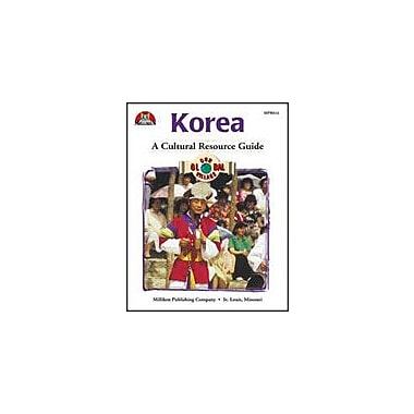 Milliken Publishing Our Global Village, Korea Social Studies Workbook, Grade 3 - Grade 8 [eBook]