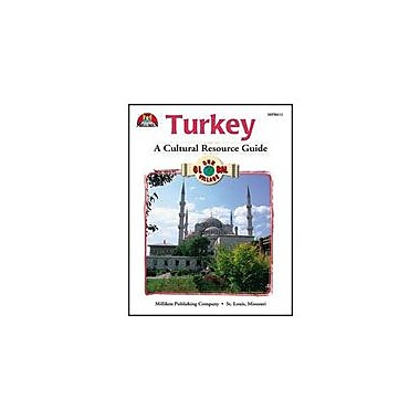 Milliken Publishing Our Global Village, Turkey Social Studies Workbook, Grade 3 - Grade 8 [eBook]