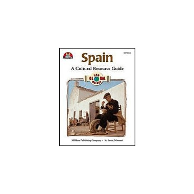 Milliken Publishing Our Global Village, Spain Geography Workbook, Grade 3 - Grade 8 [Enhanced eBook]