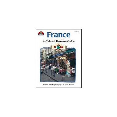 Milliken Publishing Our Global Village, France Geography Workbook, Grade 3 - Grade 8 [Enhanced eBook]
