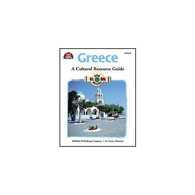 Milliken Publishing Our Global Village, Greece Social Studies Workbook, Grade 3 - Grade 8 [eBook]