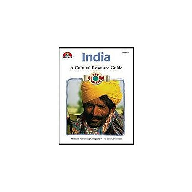 Milliken Publishing Our Global Village, India Geography Workbook, Grade 3 - Grade 8 [Enhanced eBook]