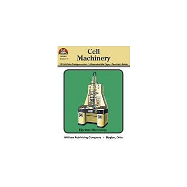 Milliken Publishing Cell Machinery Science Workbook, Grade 7 - Grade 12 [eBook]