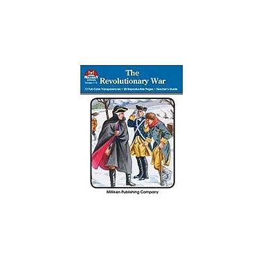 Milliken Publishing Revolutionary War Social Studies Workbook, Grade 7 - Grade 12 [Enhanced eBook]