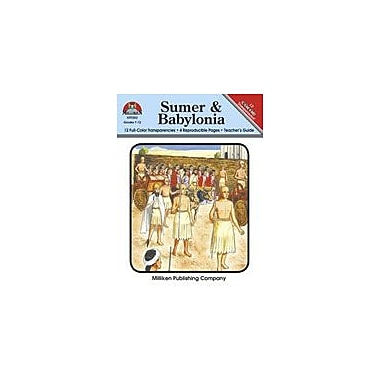 Milliken Publishing Sumer and Babylonia Social Studies Workbook, Grade 7 - Grade 12 [eBook]