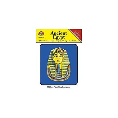 Milliken Publishing Ancient Egypt Social Studies Workbook, Grade 7 - Grade 12 [eBook]