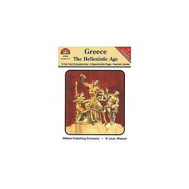 Milliken Publishing Greece: the Hellenistic Age Social Studies Workbook, Grade 7 - Grade 12 [eBook]