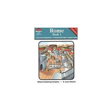 Milliken Publishing Rome: Book I Social Studies Workbook, Grade 7 - Grade 12 [Enhanced eBook]