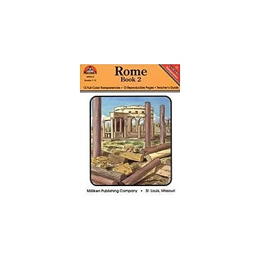 Milliken Publishing Rome: Book Ii Social Studies Workbook, Grade 7 - Grade 12 [Enhanced eBook]