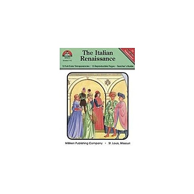 Milliken Publishing Italian Renaissance Social Studies Workbook, Grade 7 - Grade 12 [eBook]