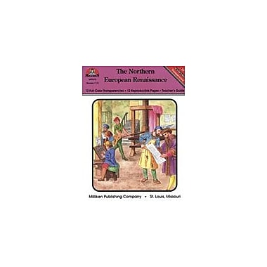 Milliken Publishing Northern European Renaissance Social Studies Workbook, Grade 7 - Grade 12 [Enhanced eBook]