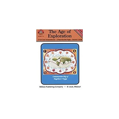 Milliken Publishing The Age of Exploration Social Studies Workbook, Grade 7 - Grade 12 [Enhanced eBook]