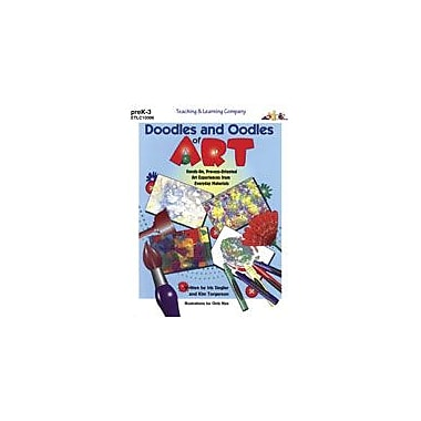 Teaching and Learning Company Doodles and Oodles of Art Art & Music Workbook, Preschool - Grade 3 [Enhanced eBook]