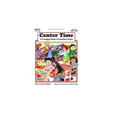 Teaching and Learning Company Center Time Teacher Planning Workbook, Preschool - Grade 2 [eBook]