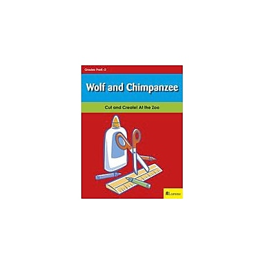 Teaching and Learning Company Wolf and Chimpanzee Art & Music Workbook, Kindergarten - Grade 2 [eBook]