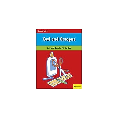 Teaching and Learning Company Owl and Octopus Art & Music Workbook, Kindergarten - Grade 2 [eBook]