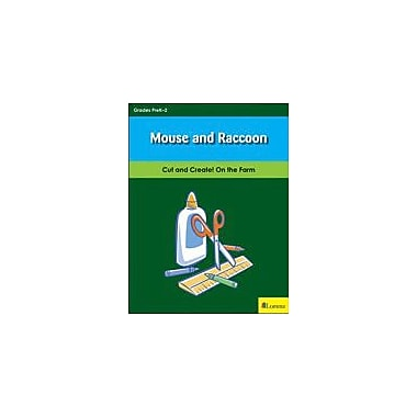 Teaching and Learning Company Mouse and Raccoon Art & Music Workbook, Kindergarten - Grade 2 [eBook]