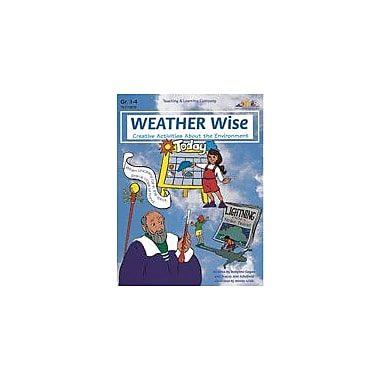 Teaching and Learning Company Weather Wise! Science Workbook, Grade 1 - Grade 4 [Enhanced eBook]