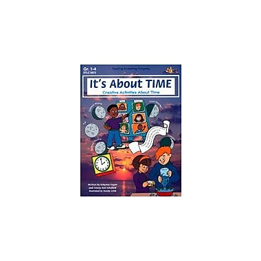 Teaching and Learning Company It's About Time Math Workbook, Grade 1 - Grade 4 [Enhanced eBook]