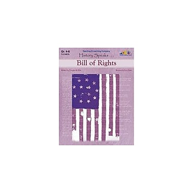 Teaching and Learning Company Bill of Rights History Workbook, Grade 4 - Grade 8 [eBook]