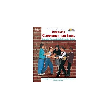 Teaching and Learning Company Improving Communications Communication Skills Workbook, Grade 3 - Grade 6 [eBook]