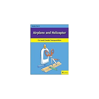 Teaching and Learning Company Airplane and Helicopter Art & Music Workbook, Kindergarten - Grade 2 [eBook]