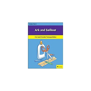 Teaching and Learning Company Ark and Sailboat Art & Music Workbook, Kindergarten - Grade 2 [eBook]