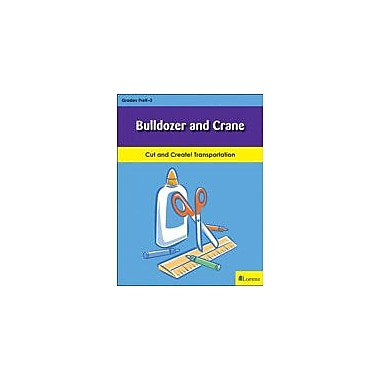 Teaching and Learning Company Bulldozer and Crane Art & Music Workbook, Kindergarten - Grade 2 [eBook]