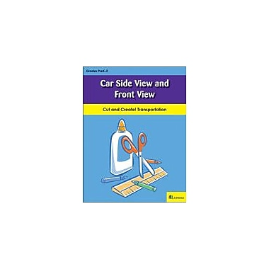 Teaching and Learning Company Car Side View and Front View Art & Music Workbook, Kindergarten - Grade 2 [eBook]