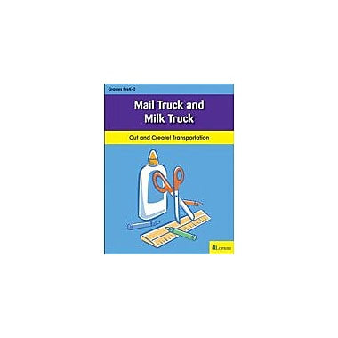 Teaching and Learning Company Mail Truck and Milk Truck Art & Music Workbook, Kindergarten - Grade 2 [eBook]