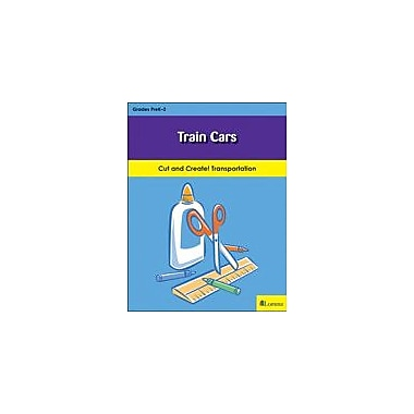 Teaching and Learning Company Train Cars Art & Music Workbook, Kindergarten - Grade 2 [eBook]