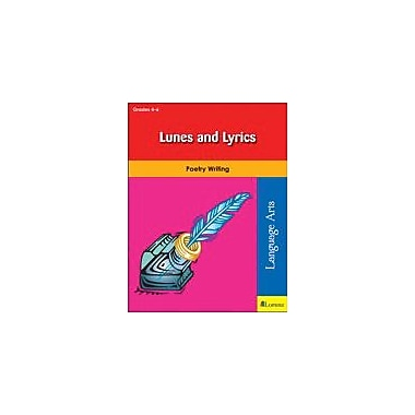 Teaching and Learning Company Lunes and Lyrics Reading & Writing Workbook, Grade 4 - Grade 6 [eBook]