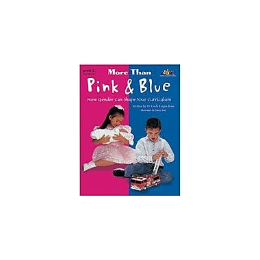 Teaching and Learning Company More Than Pink & Blue Teacher Planning Workbook, Preschool - Grade 3 [eBook]